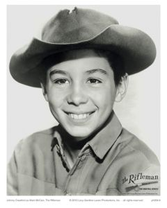 Young Johnny Crawford