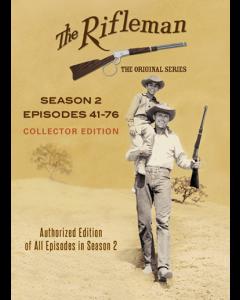 Season 2 Coll Edn front cover
