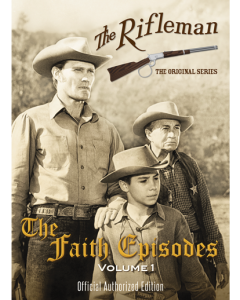 The Faith Episodes, vol 1 front cover