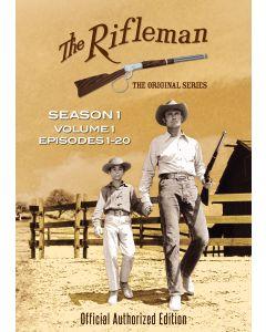 Season 1, vol 1 front cover
