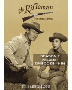 Season 2, vol 1 front cover