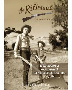 Season 3, vol 2 front cover