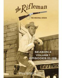 Season 4, vol 1 front cover