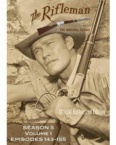 Season 5, vol 1 front cover