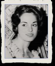 Beverly Ann Englander as Miss Carlisle the dance-h