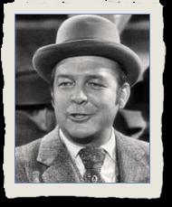 Gordon Jones as Carnival Barker in The Wrong Man