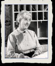 Kathleen Simpson Mulqueen as Nancy Hanavan in The