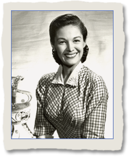 Joan Taylor as Milly Scott, Owner of the General S