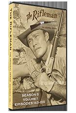 The Rifleman - Season 5 Volume 1 Value Edition