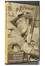 The Rifleman - Season 5 Volume 2 Value Edition